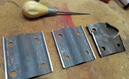 Making Triumph SpitfireParts