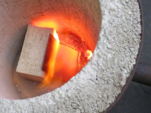 piece In The Furnace