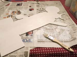 Gesso The Board