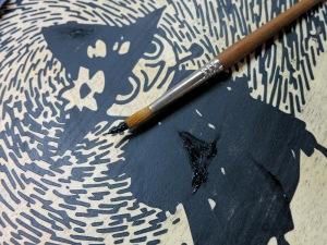 Snufkin Paint Fixes