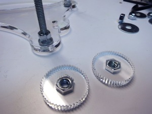 Microscope Stage Focus Nuts