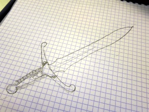 Sword Sketch