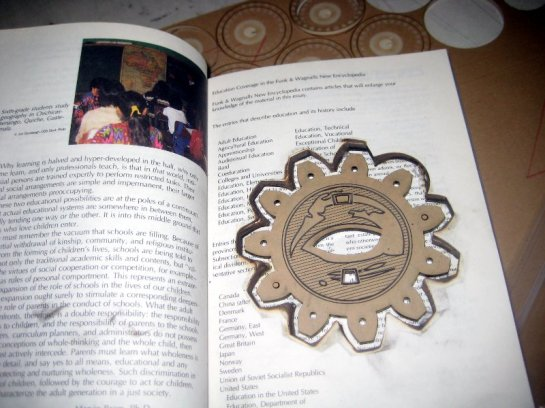 Laser Cut Book Test