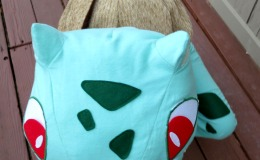 Making a Bulbasaur Halloween Costume