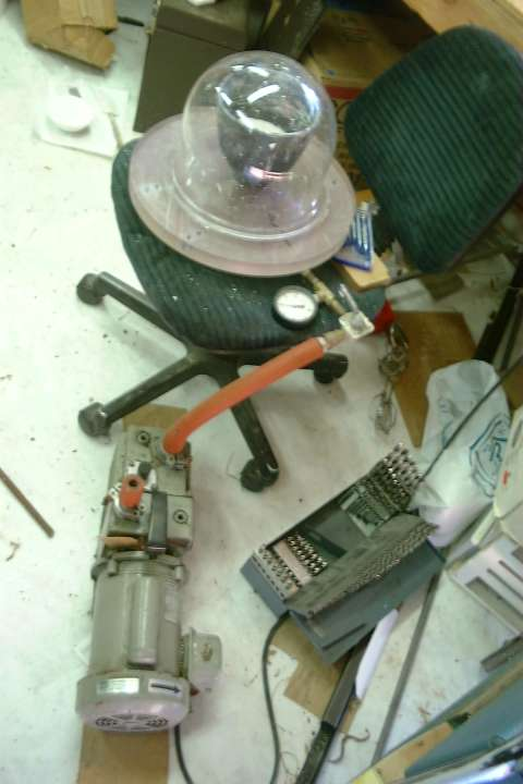 The Vacuum Setup
