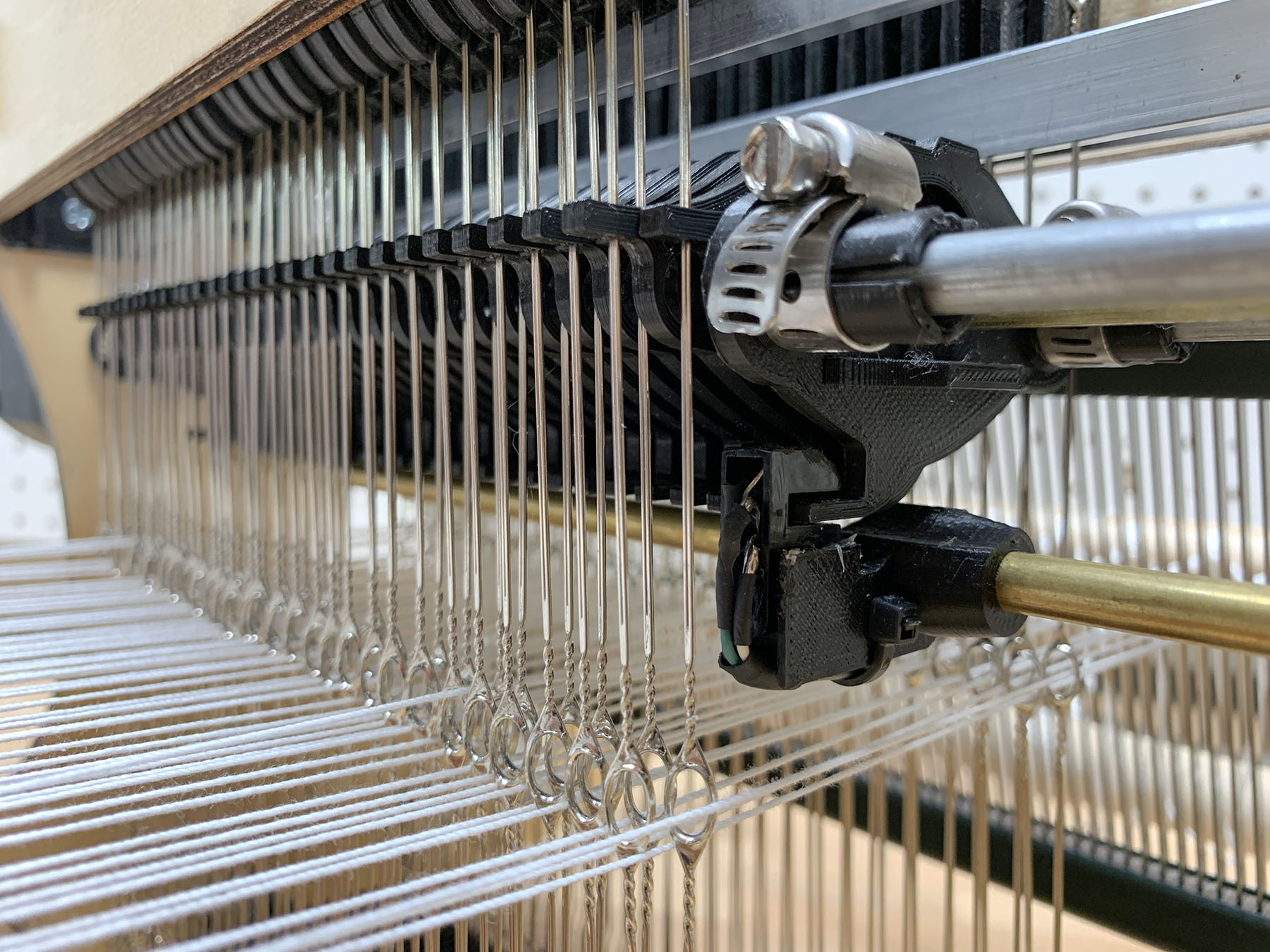 Making a DIY Computer Controlled Loom | Retro Tech Journal